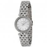 นาฬิกาผู้หญิง Michael Kors รุ่น MK3294, Petite Darci Stainless Steel Quartz Women's Watch