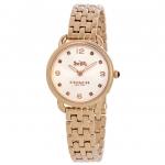 นาฬิกาผู้หญิง Coach รุ่น 14502783, Delancey Women's Watch
