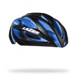 หมวกจักรยาน LAZER O2 สี Matte Black Blue EPS