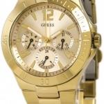 นาฬิกา Guess Model U12631L1, Guess Gold Tone Watch