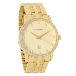 นาฬิกาผู้ชาย Citizen รุ่น BI5032-56P, Quartz Gold Tone Stainless Steel Men's Watch