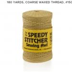 ด้ายเย็บหนัง Speedy Stitcher Sewing Awl Thread เบอร์ 150