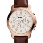นาฬิกาผู้ชาย Fossil รุ่น FS4991, Grant Chronograph