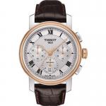 นาฬิกาผู้ชาย Tissot รุ่น T0974272603300, Bridgeport Automatic Chronograph Valjoux