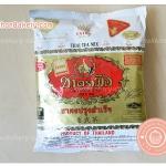 ชาตรามือ ชาไทย ถุงทอง extra gold ชาผงปรุงสำเร็จ ฉลากทอง 400กรัม