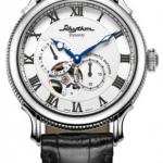 นาฬิกาผู้ชาย Rhythm รุ่น A1509L01, Dynasty Automatic Sapphire A1509L-01, A1509L 01