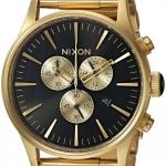 นาฬิกาผู้ชาย Nixon รุ่น A386510, Sentry Chrono, 42 mm Quartz Men's Watch
