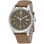 นาฬิกาผู้ชาย Hamilton รุ่น H70305993, KHAKI FIELD AUTO 40MM