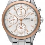 นาฬิกาผู้หญิง Seiko รุ่น SNDV56P1, Chronograph Tachymeter Quartz Women's Watch