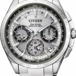 นาฬิกาผู้ชาย Citizen Eco-Drive รุ่น CC9010-74A, Satellite Wave World Time F900 Super Titanium Sapphire Japan