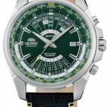 นาฬิกาผู้ชาย Orient รุ่น SEU0B003FH, Multi-Year Perpetual Calendar Automatic