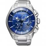 นาฬิกาผู้ชาย Citizen Eco-Drive รุ่น BZ1040-50L, Bluetooth Super Titanium Men's Watch