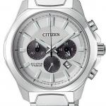 นาฬิกาผู้ชาย Citizen Eco-Drive รุ่น CA4320-51A, Super Titanium Sapphire Chonograph Watch