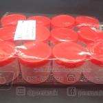กระปุกน้ำพริกฝาแดง กลาง BN 022 ลังละ 360 ใบ