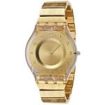 นาฬิกาผู้หญิง Swatch รุ่น SFK355G, Warm Glow