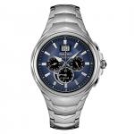 นาฬิกาผู้ชาย Seiko รุ่น SSC641, Coutura Solar Chronograph Stainless Steel