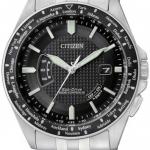 นาฬิกาข้อมือผู้ชาย Citizen Eco-Drive รุ่น CB0027-51E, Promaster Air Global Radio Controlled