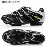 รองเท้าจักรยานเสือภูเขา TIEBAO รุ่น TB35-B816A สีขาวดำ Size 39