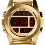 นาฬิกาผู้ชาย Nixon รุ่น A360502, Unit SS U 44.5mm Men's Watch