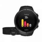 นาฬิกา ผู้ชาย - ผู้หญิง Suunto รุ่น SS022654000, Spartan Ultra All Black Titanium Sapphire HR Multi-Sports GPS Watch