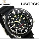 นาฬิกาผู้ชาย Seiko รุ่น SBDN043, Prospex Solar LOWERCASE Diver Scuba 200m Men's Watch