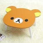 โต๊ะญี่ปุ่น ลายรีแลคคุมะ Rilakkuma Wooden Foldable Kids Table