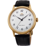 นาฬิกาผู้ชาย Orient รุ่น RA-AC0002S10B, Bambino II Automatic Classic Leather Men's Watch