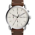 นาฬิกาผู้ชาย Fossil รุ่น FS5402, The Commuter Chronograph