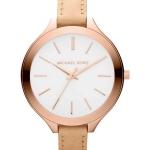 นาฬิกาผู้หญิง Michael Kors รุ่น MK2284, Runway Rose Gold Quartz Women's Watch