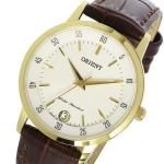 นาฬิกาผู้ชาย Orient รุ่น SUNG6003W0, Contemporary Quartz Men's Watch