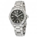 นาฬิกาผู้ชาย Tag Heuer รุ่น WAY2113.BA0928, Aquaracer Calibre 5 Automatic 300M - ∅40.5 Mm Men's Watch
