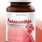 Vistra Astaxanthin 4mg. 30 Capsules