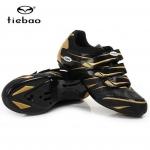 รองเท้าจักรยานเสือหมอบ TIEBAO รุ่น TB36-B816A สีทองดำ