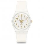 นาฬิกา ชาย-หญิง Swatch รุ่น GW164, White Bishop