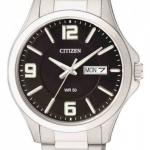 นาฬิกาผู้ชาย Citizen รุ่น BF2001-55E, Black Dial Stainless