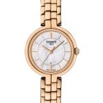 นาฬิกาผู้หญิง Tissot รุ่น T0942103311101, T-Lady Flamingo Quartz Ladies Watch