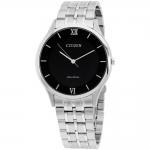 นาฬิกาผู้ชาย Citizen Eco-Drive รุ่น AR0071-59E, Stiletto Super Thin