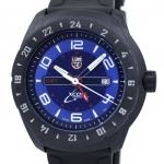 นาฬิกาผู้ชาย Luminox รุ่น XU.5023, XCOR Aerospace GMT 5020 Series Quartz Men's Watch