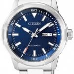 นาฬิกาผู้ชาย Citizen รุ่น NH8370-86L, Automatic 50m