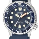 นาฬิกาข้อมือผู้หญิง Citizen Eco-Drive รุ่น EP6051-14L, Promaster Marine 200m