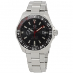 นาฬิกาผู้ชาย Tag Heuer รุ่น WAY201D.BA0927, Aquaracer Calibre 5 Premier League Special Edition Automatic 300M - ∅43 Mm Men's Watch