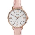 นาฬิกาผู้หญิง Fossil รุ่น ES4303, Jacqueline Quartz Diamond Accent Women's Watch