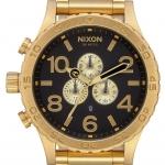 นาฬิกาผู้ชาย Nixon รุ่น A083510, 42-20 Chrono Quartz Men's Watch