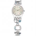 นาฬิกาผู้หญิง Swatch รุ่น LK292G, Menthol Tone