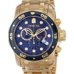 นาฬิกาผู้ชาย Invicta รุ่น INV0073, Pro Diver Chronograph 200M