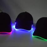 หมวกมีไฟ led
