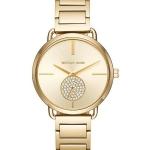 นาฬิกาผู้หญิง Michael Kors รุ่น MK3639, Portia Diamond Accent Quartz Women's Watch