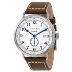 นาฬิกาผู้ชาย Hamilton รุ่น H78465553, Khaki Navy Pioneer Automatic