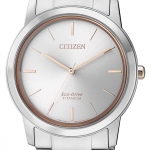 นาฬิกาผู้ชาย Citizen Eco-Drive รุ่น AW2024-81A, Sapphire Titanium