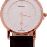 นาฬิกาผู้หญิง Orient รุ่น SGW0100CW0, Analog Quartz Women's Watch